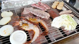 「初島ピクニックガーデン」で楽しむ!絶品海鮮バーベキュー