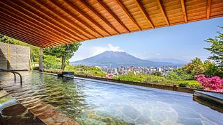 贅沢な朝食と圧巻の展望風呂「SHIROYAMA HOTEL kagoshima」とは?