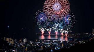 都心から日帰りで行ける「熱海海上花火大会 2018」の見どころ