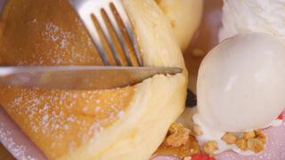 癒しのカフェで甘いデザートを。薬院「シェリービーチ バイ マンリーオーストラリアン カフェ&バー」