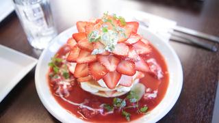 旬のフルーツに魅了される。大阪・森ノ宮「cafe fruit kitchen 歩乃果」