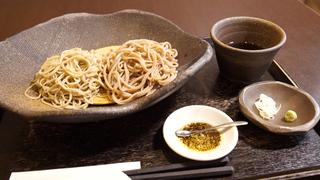 美容と健康に効果あり?神楽坂「soba dining 和み」でいただくシルク蕎麦