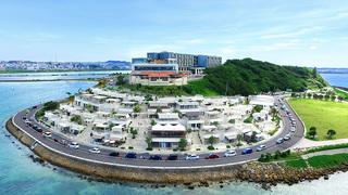 白と青の世界。海に癒やされる「瀬長島ホテル」でオーシャンビューを楽しもう