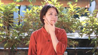 【簡単1分】美肌と小顔はお風呂でつくる!顔痩せリンパマッサージ法
