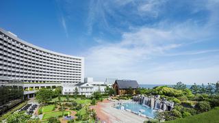「シェラトン・グランデ・トーキョーベイ・ホテル」で夢の国へ