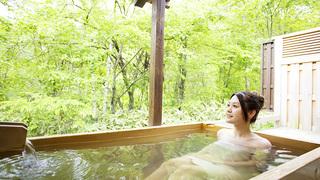 刻々と変化する四季が楽しめる「匠の宿 深山桜庵」で過ごす癒やしの時間