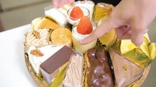 老舗喫茶室「銀座ウエスト」で伝統の洋菓子やクッキーを堪能