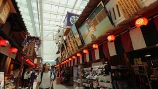 羽田空港に江戸が出現!「江戸小路」で町並みやグルメを堪能