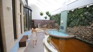 東日本温泉ランキング1位に輝いた!「横浜天然温泉 SPA EAS」