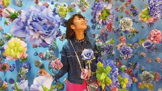 乙女心をくすぐるキュートな空間!共感型のフォトジェニック・アート展「VINYL MUSEUM」