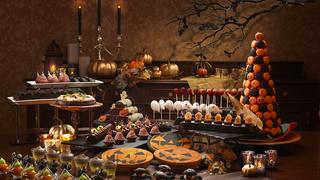 食べて驚き!?秋の味覚も堪能「ハロウィンスイーツビュッフェ」が開催!