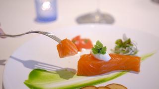 ミシュランひとつ星の実力派フレンチ 「メゾン タテル ヨシノ」で確かな美食を