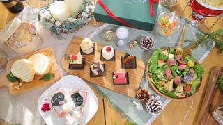 クリスマスを華やかに迎える。テーブルコーデの作り方