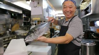 風情たっぷり!三浦海岸「海わ屋」でまぐろと自家製蕎麦に舌鼓
