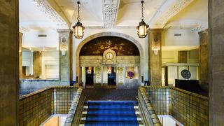 横浜「ホテルニューグランド」に広がる中世ヨーロッパの世界