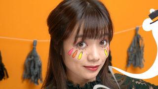 【リメンバー・ミー】渡辺直美さん風のハロウィンメイクに挑戦