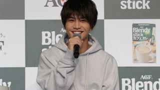 岩田剛典さん登場!「ブレンディスティック新CM」発表会レポ