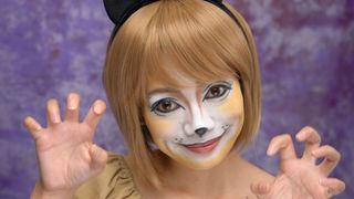 【ハロウィン 舞台メイク篇】本格的なキャッツや宝塚メイクの方法