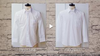 デキル女のアイロン術。Yシャツを復活させるパリコレ職人のアイロンのかけ方
