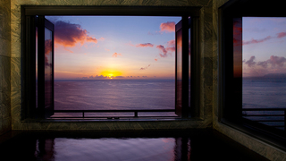 海を望む温泉旅館「吉祥CAREN」で贅沢なひとときを過ごす