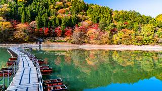 【東京紅葉スポット】関東でも屈指の名所巡り「秋川渓谷コース」