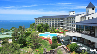 美しい夕陽を独り占め「小豆島温泉 リゾートホテルオリビアン小豆島」