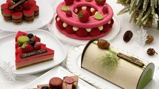 「有名スイーツ専門店クリスマスケーキ2018」厳選ラインナップ大公開