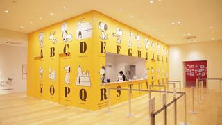 絕對要去看的「史努比博物館」的超可愛展覽會