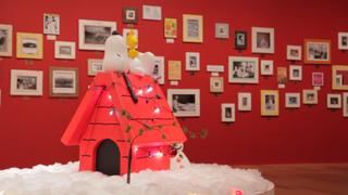 肯定能充實Instagram的「史努比博物館」,歡度六本木的聖誕節