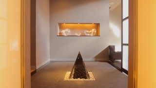 住宿者限定 「虹夕諾雅 輕井澤」光與暗之中的冥想入浴體驗