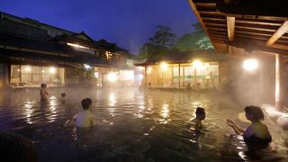 日本一の露天風呂を満喫「玉造温泉 湯之助の宿 長楽園」