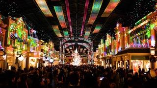 35周年の特別演出!「セレブレーションストリート」のクリスマス