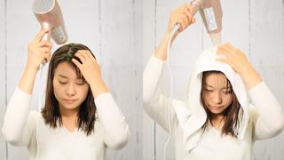 知って得するプロ直伝「髪の乾かし方」で、傷まず驚くほど早く乾く!