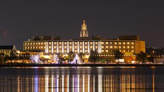 琵琶湖に佇む癒やしホテル「ロイヤルオークホテル スパ&ガーデンズ」
