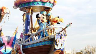 東京ディズニーランド「ドリーミング・アップ!」がグランドフィナーレへ!