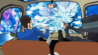 「ユニバーサル・スタジオ・ジャパン™」と初コラボ!「ルパン三世カーチェイス XRライド」