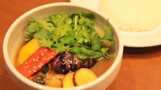 能同時食用香菜與辛辣湯底!「SHANTi 原宿店」絕品湯咖哩3選