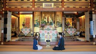 【我明明就很想結婚…】對人生感到迷惘的時候、就到寺廟去吧!能夠諮詢煩惱的寺廟「因速寺」
