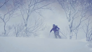 讓全世界滑雪客憧憬不已的鬆雪天堂「KIRORO SNOW WORLD」,比空氣還輕的鬆雪令人興奮不已!