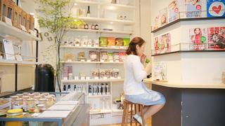 コールドプレスジュースで綺麗に「ELLE café Roppongi Hills」メニューまとめ