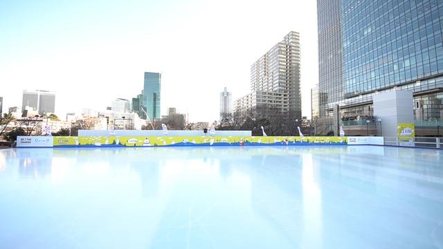 三井不動産アイスリンク for TOKYO 2020