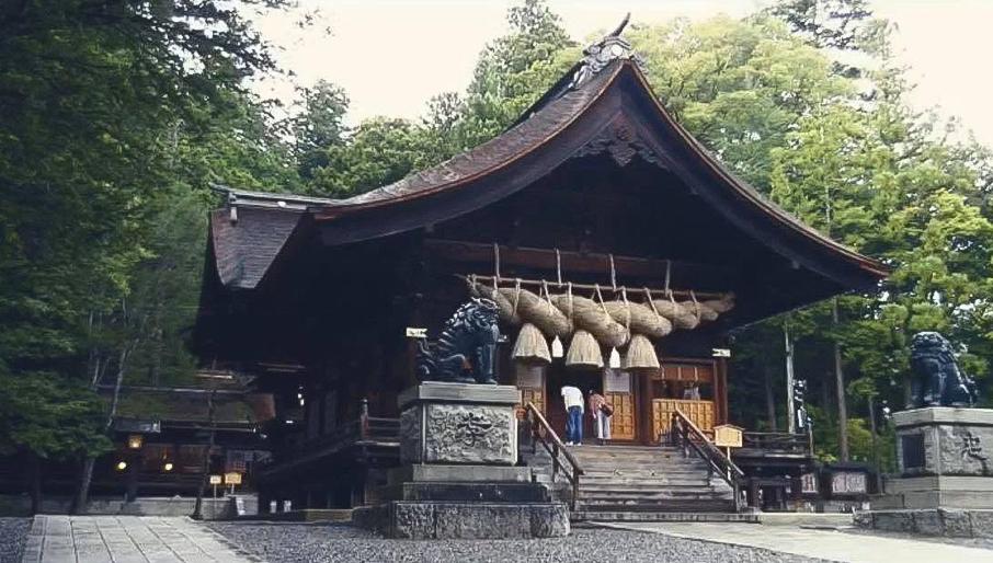 長野県 諏訪大社