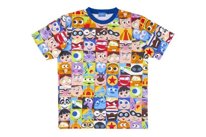 ピクサーTシャツ
