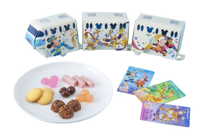 「東京ディズニーランド」35周年グランドフィナーレ限定のお菓子