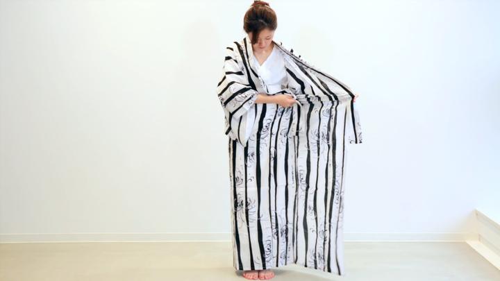 【浴衣の着付け】初心者でも一人で簡単にできる着方のポイント