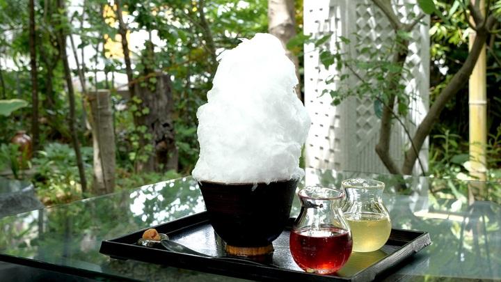 かき氷ブームの火付け役「阿左美冷蔵 金崎本店」のふわふわ天然かき氷の5番目の画像