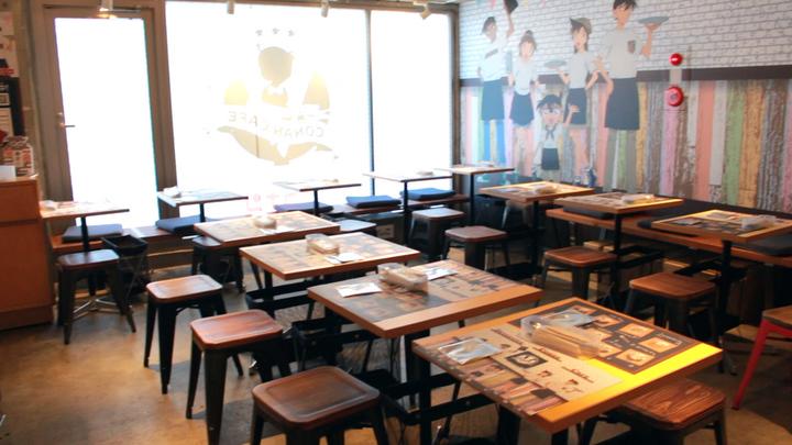 カフェ 名 探偵 コナン 池袋のバー/探偵カフェ・プログレスは本物の探偵のいるカフェ&バー