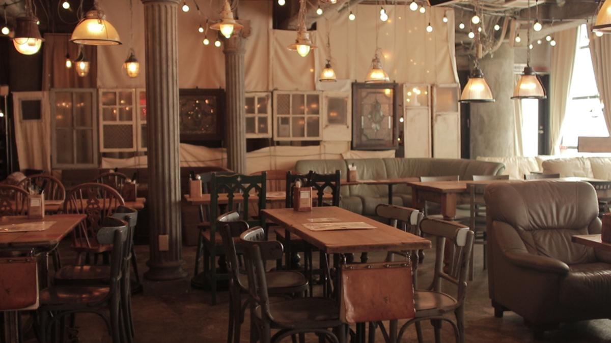 超プリンセス気分!「and people神南」は キャンドルが輝くロマンチックカフェ | ルトロン