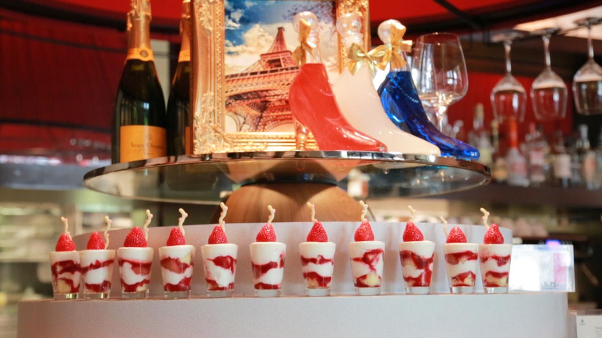 瑞吉酒店 甜點 Buffet「Parisienne」