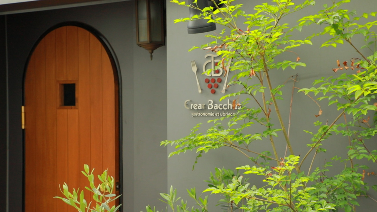 Crear Bacchus